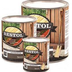 Garden Oils, Varnish & Fence Treatment