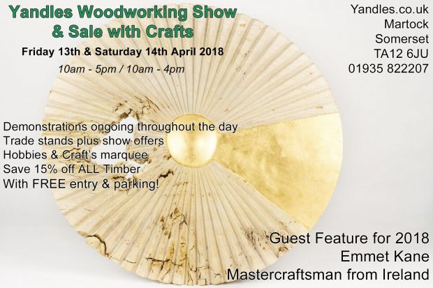 Yandles Woodworking Show