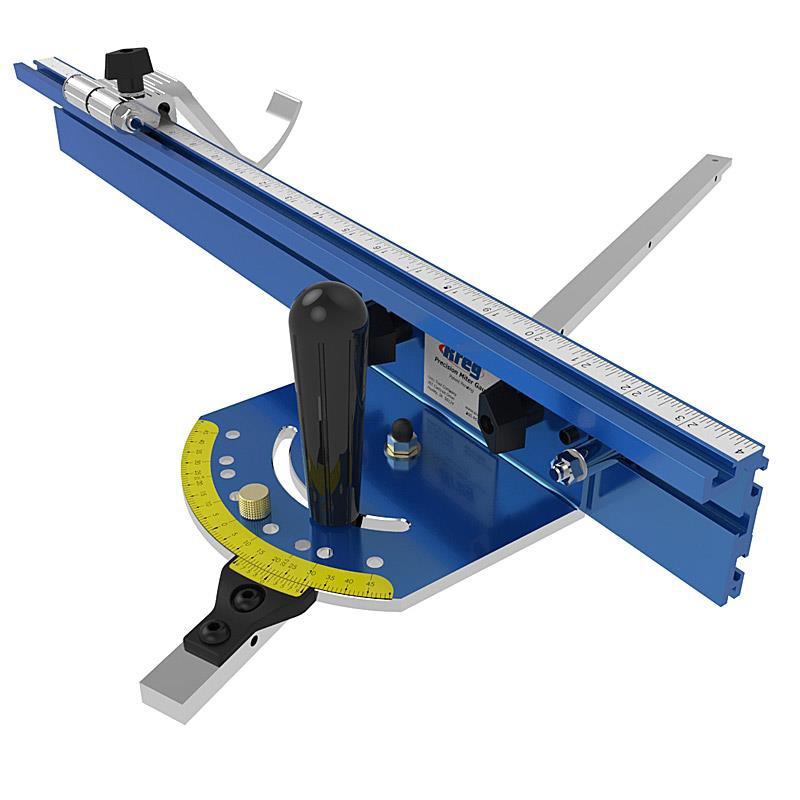Kreg Precision Mitre Gauge System Kms7102 Kreg Machine