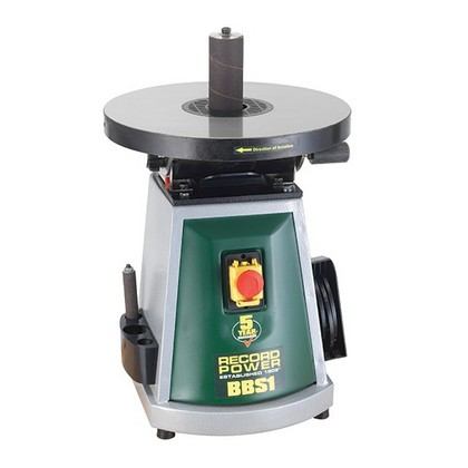 Bench Top Sanding Machines