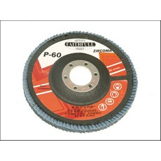 Faithfull Flap Disc 115mm Fine
