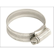 Jubilee 5 Zinc Plated Hose Clip 90mm - 120 mm 3.1/2-4.3/4in
