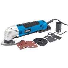 DRAPER 300W 230V Oscillating Multi-Tool Kit