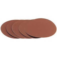 DRAPER Five Assorted Grit Sanding Discs for Ds305