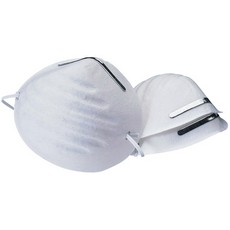 DRAPER Pack of Three DIY Series Disposable Nuisance Dust Masks