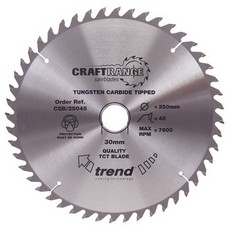 Craft saw blade 160mm x 28 teeth x 20mm