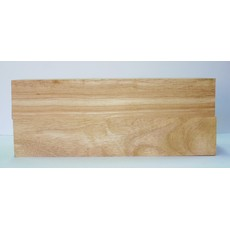 Laminated Rubberwood (Hevea brasiliensis) Kiln Dried Woodturning Blanks