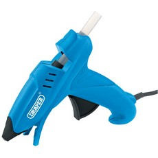 DRAPER 100W 230V Glue Gun with Six Glue Sticks