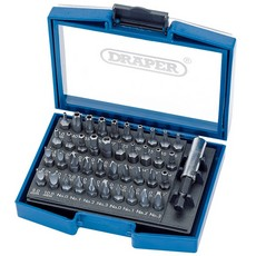 DRAPER 41 Piece Security Bit Set