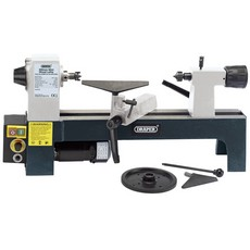 DRAPER 250W 230V Variable Speed Mini Wood Lathe