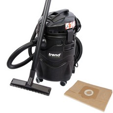 TREND T31A WET & DRY EXTRACTOR 1400 WATTS 230V