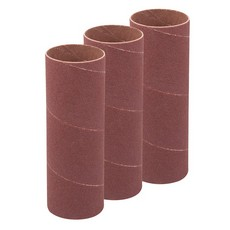 90mm Bobbin Sleeves 6pk                                                38mm 80 Grit