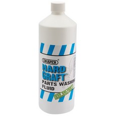 DRAPER 1L Draper 'Hard Graft' Parts Washing Fluid