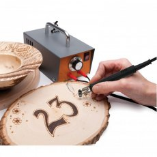 Peter Child Pyrography Kit