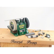 Record Power WG200-PK/A Wet Stone Sharpening System Package Deal