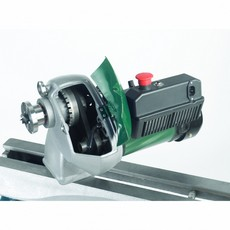 Record Power Coronet Herald Heavy Duty Cast Iron Electronic Variable Speed Lathe + FREE ITEM!