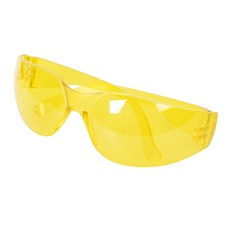 Safety Glasses UV Protection Yellow