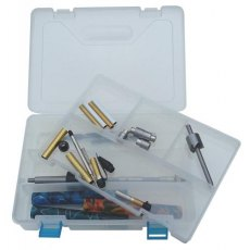 Plastic Pen Turners Storage Case