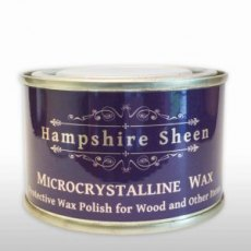 Hampshire Sheen Microcrystalline Wax 130g Tin