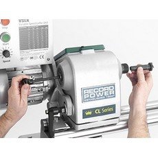 Record Power CL4-PK/A CL4 Lathe + Stand Package Deal!