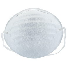 DRAPER Pack of 5 Disposable Nuisance Dust Masks