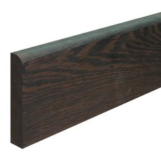 Wenge Skirting Bullnose