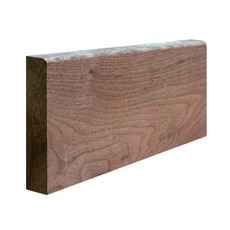 Black Walnut Skirting Small Round