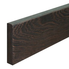 Wenge Skirting Small Round