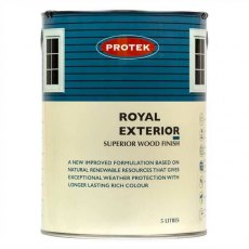 Protek Royal Exterior Wood Finish