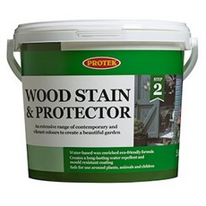Protek Wood Stain & Protector - Multi-purpose & Water Repellent