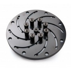 Set of Buttons with Hardware for Longworth Style Chuck