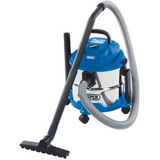 DRAPER 15L Wet and Dry Vacuum Cleaner (1250W)