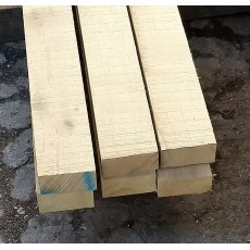 Fresh Sawn Oak Posts 100x50 Beams 2.4m