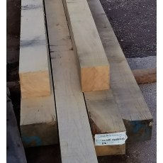 Fresh Sawn Oak Posts 150x150 Beams 2m