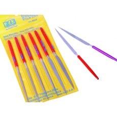 EZE-LAP Needle File Set of 6