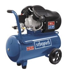 50 L TWIN CYLINDER COMPRESSOR, 3.0 HP