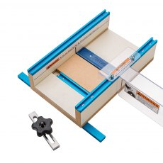 Table Saw Small Parts Sled 12'' x 15-1/2'' x 3-1/2''