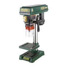 "Record Power DP16B Bench Drill with 13"" Column and 1/2"" Chuck"