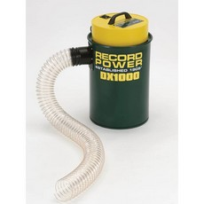 Record Power DX1000 Dust Extractor 45L, 1000W