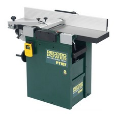 "Record Power PT107 10"" x 7"" Heavy Duty Planer Thicknesser"