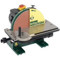 "Record Power DS300 12"" Disc Sander with Guard"