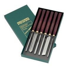 Record Power 6pc Spindle Turning Set