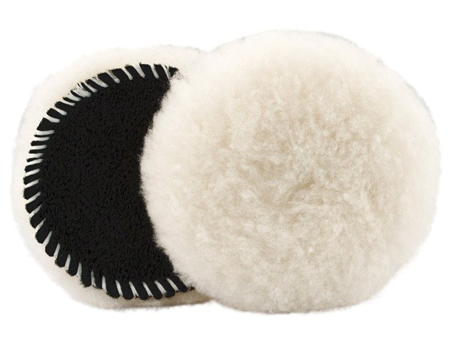 Flexipads Wool Bonnet 75mm Velcro