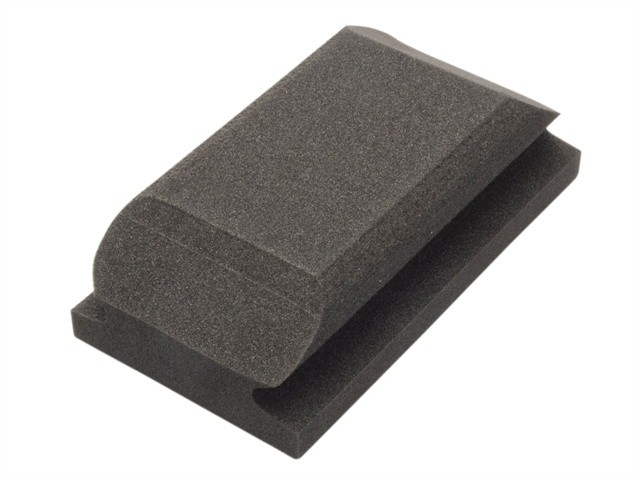 Flexipads Hand Sanding Pad 70 x 125 Shaped