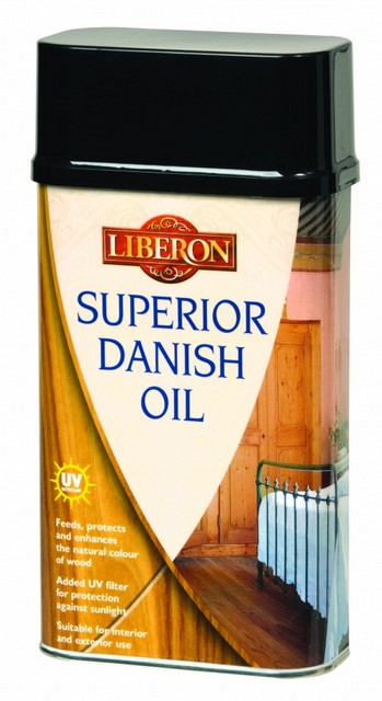 Liberon Liberon Superior Danish Oil