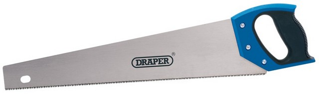 "Draper DRAPER 550mm/22"" General Purpose Hand Saw"