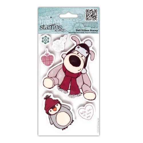 Boofle Urban Stamp Duo Set