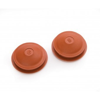 Craft Supplies Pair of Rubber Bungs