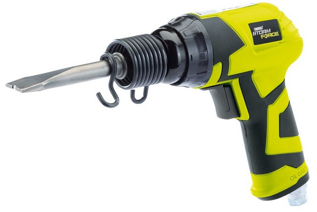 Draper DRAPER Storm Force Composite Air Hammer and Chisel Kit
