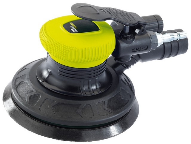 Draper DRAPER Storm Force Composite 150mm Dual Action Air Sander